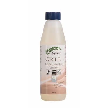 GRILL Tugevalt aluseline puhastusaine ahjude ja grillide pesuks 0,5L