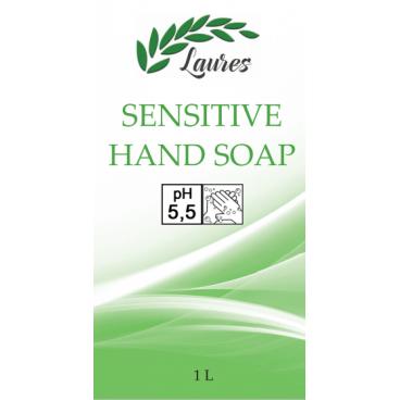 SENSITIVE HAND SOAP Vedelseep 1L